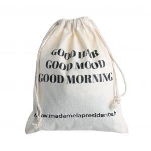 Pochon Madame La Presidente