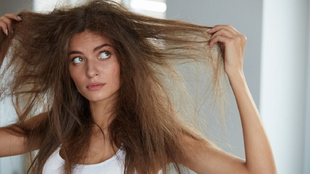 Put an end to itchy scalp