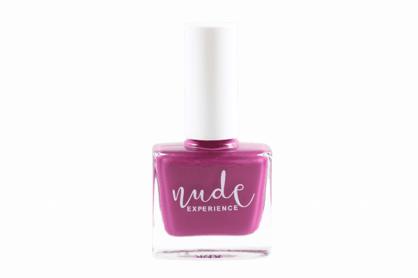 vernis violet nude experience