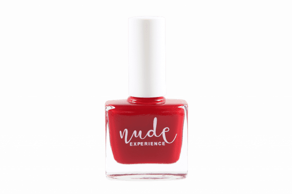 Vernis rouge Nude Experience