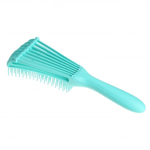 brosse demelante cheveux frises