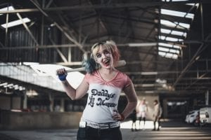 Halloween Harley Quinn