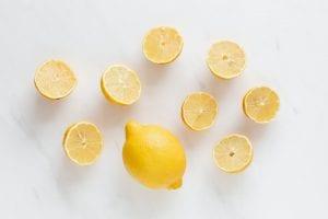 Citron soin capillaire