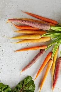 carottes vitamine A bienfaits cheveux madame la présidente