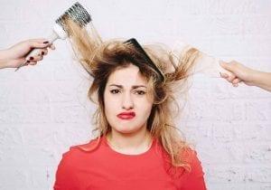 routine agressions cheveux capillaire madame la presidente