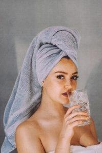 bain d'huile soin cheveux capillaire chute madame la presidente